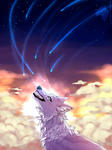 Light up as if you are going to disappear by Aarenki
