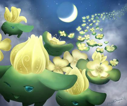 River of Flowers by Laikari