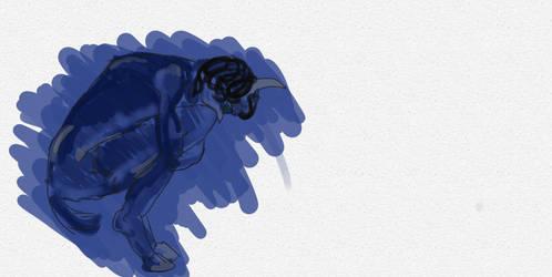 Blue Boy by DevaBlue