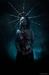 Pain Divine I by Mariusart