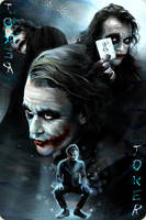 Joker by moiramurphy