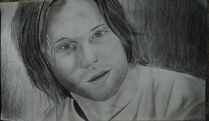 Sam Winchester by RaychulWhatsername