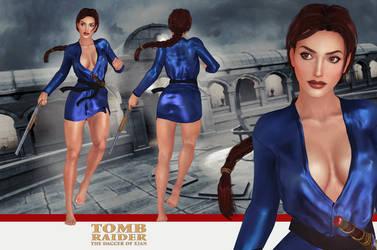 Tomb Raider Lara Croft ''Home Sweet Home'' release by konradM96