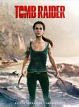 Tomb Raider ''Survivor'' Alicia Vikander by konradM96