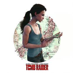 Tomb Raider '' Haunting Memories'' by konradM96