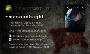 DeviantID by masoudhaghi