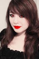 Vampire Girl by masoudhaghi