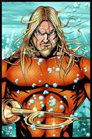 Aquaman by denniscasarine