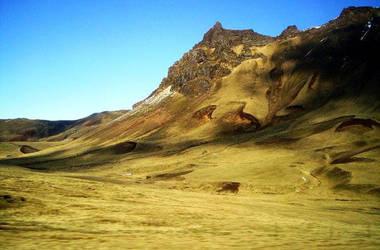 Hills of green by astakaren