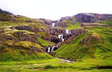 Waterfall by astakaren