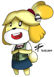 Isabelle by DigitalPelican