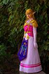 Zelda by StavGuini