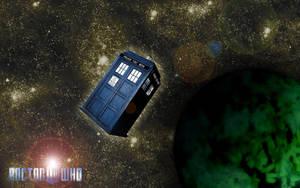 Doctor Who Wallpaper 2010 by rohtua
