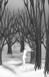 Forest Spirit by Akane168