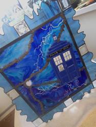 Into the Time Vortex by RubyeyesKraftwerks