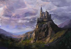 fortress by dreamin-Lea