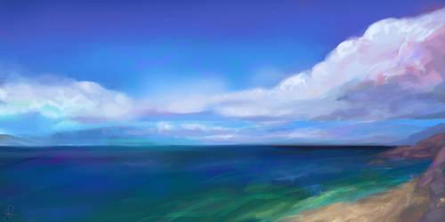 Ocean by dreamin-Lea