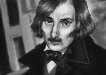 True Gogol by MademoiselleNoName