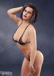 Goddess Bikini | 3D Promo by Leshiye-Art