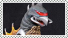 Gigan 1972 stamp by Squiidi