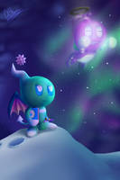 Chao World - Imagine a new Chao by DarkyBenji