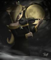 Rosalina - Violonton by DarkyBenji