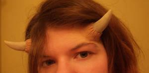 Devil Horns (for sale) by AcrotomicStudios