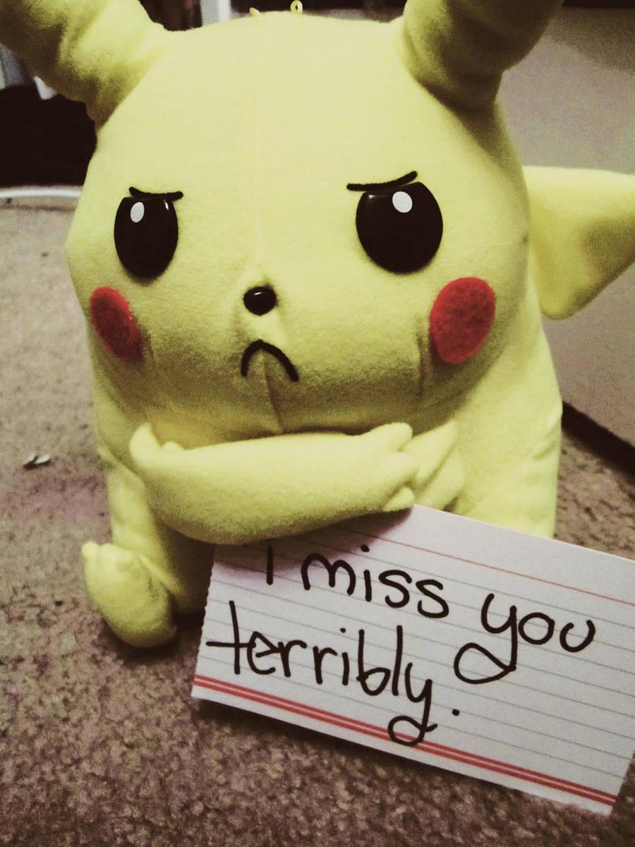 I miss you terribly by LivingDeadGiirl