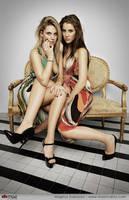 Andrea and Alexandra 04 by MazStudios