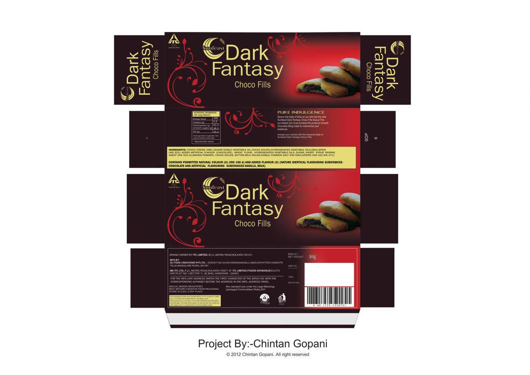 Dark Fantasy by chintu4u