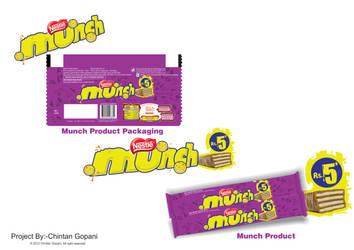 munch by chintu4u