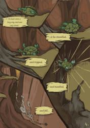The Turtle and The Tigress | page 4 by greysycamore