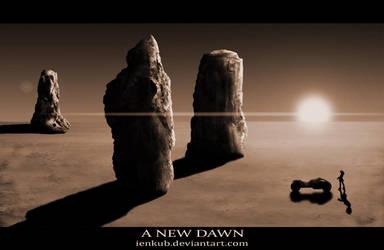 a new dawn by ienkub