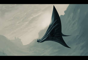 The shark by ienkub
