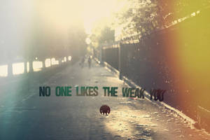 the weak you by oneNK
