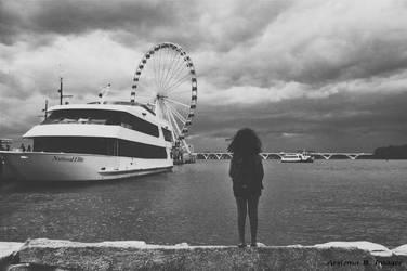 Cigarette Daydreams by Arsiema