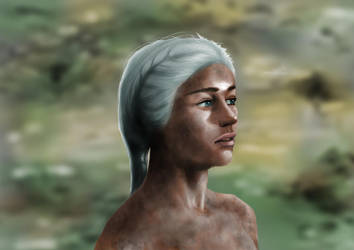Game of Thrones fan-art WIP 3 by TheArcngel