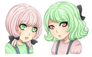 Celestial Babies as... Babies by LadyOgien