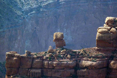 Grand Canyon erosion by Orcas-lover