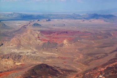 Arizona desert by Orcas-lover
