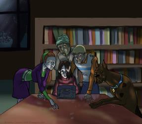 Scooby-Doo 2 by Transypoo
