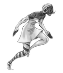 Zodiac: Aries by Transypoo