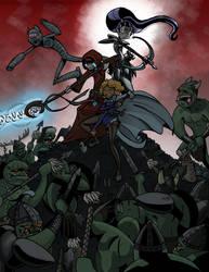 Epic Fantasy by Transypoo