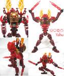 Bionicle: Toa Tahu by Transypoo