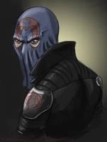 Cobra Commander by Transypoo