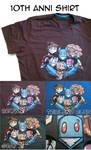 10-shirt by Transypoo