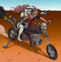 Harley Quinn 08 by Transypoo