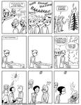 Transypoo X-mas Comic 2017 by Transypoo