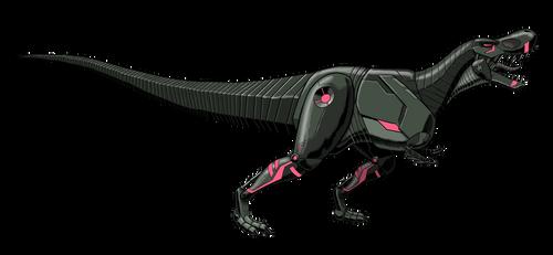 Robosaurus-Rex by Transypoo