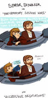more dumb star wars comics by shorelle